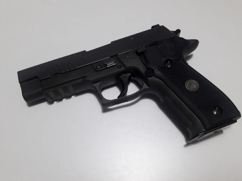 Gun Quiz 03: Co ty wiesz o P226?